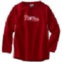 Deals List: MLB Philadelphia Phillies Long Sleeve Crew Neck Pullover Boys