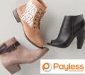 Deals List: @Payless.com