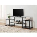 """Deals List: Mainstays No Tools 3-Cube Storage Entertainment Center for TVs up to 40"""""""