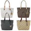 Deals List: Michael Kors Jet Set Signature Logo Tote Handbag