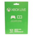 Deals List: Xbox 360 / XBOX ONE LIVE 12 Month Gold Membership Card Subscription