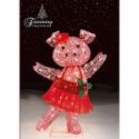 Deals List: Trimming Traditions Outdoor Christmas Icy Dancing Pig