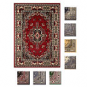 """Deals List: Large Traditional 8x11 Oriental Area Rug Persian Style Carpet -Approx 7'8""""x10'8"""""""