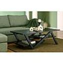 Deals List: Flex Angled Black Coffee Table