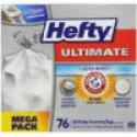 Deals List: Hefty Ultimate Tall Kitchen Bags, Clean Burst, 76 Count