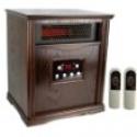 Deals List: Large 1500W Adjustable Heat Electric Wall Mount Fireplace Heater