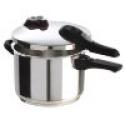Deals List: T-fal P2510737 Stainless Steel Dishwasher Safe PFOA Free Pressure Cooker Cookware, 6.3-Quart, Silver