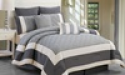 Deals List: 8-Piece Quilted Spain Oversized and Overfilled Comforter Set