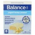 Deals List: Balance Bar, Yogurt Honey Peanut, 6 - 1.76 oz Bars per Box