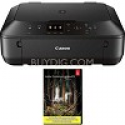 Deals List: Canon PIXMA MG5620 Wireless All-in-One Inkjet Printer plus Adobe Light Room 5