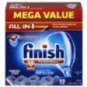 Deals List: Finish Powerball Tabs Dishwasher Detergent Tablets, Fresh Scent, 90 Count