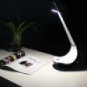 Deals List: OxyLED® Q2 Smart Patent Design LED Desk Lamp Artist Lamp, with 3 Level Adjustable Brightness Mode, Touch Control