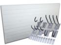 Deals List: Proslat 88102 8' x 4' Wall Panel and 11004 20-Piece Hook Kit