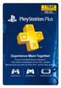 Deals List: PlayStation Plus 12 Month Live Subscription Card