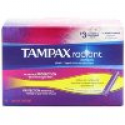 Deals List: Tampax Radiant Compak Plastic Unscented Tampons, Regular Absorbency, 36 Count