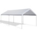 Deals List: Caravan Canopy 10 X 20-Feet Domain Carport, White