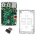 Deals List: Raspberry Pi B+ (B Plus) 512MB Motherboard/CPU/VGA MicroComputer (Summer 2014 model) + Multicomp Clear B+ Case + WiFi Dongle