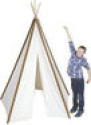 Deals List: 8' Pacific Play Tents Cotton Canvas Teepee Tent