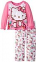 Deals List: Hello Kitty Little Girls' Two-Piece Bird and Flower Pajama Set