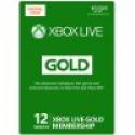 Deals List: 12 Month Xbox Live Gold Membership
