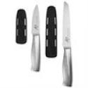 "Deals List: Guy Fieri 2-Piece Stainless Steel Knife Set (5.5"" Serrated Utility, 3.5"" Paring Knife)"