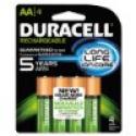 Deals List: Duracell - Rechargeable AAA Batteries (4-Pack) - Green