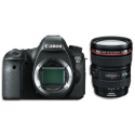 Deals List: Canon EOS 6D Digital Camera with Canon 24-105mm f/4.0L IS USM AF Lens