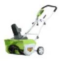 Deals List: Greenworks 26032 20-Inch 12 Amp Electric Snow Thrower