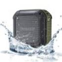 Deals List: Omaker M4 Outdoor Sport Rugged Splashproof & Shockproof Portable Bluetooth 4.0 Speaker with NFC (green)
