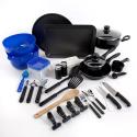 Deals List: Gibson Home Kitchen Deluxe 59-Piece Cookware Combo Set