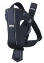 Deals List: BABYBJORN Baby Carrier Original - Black, Cotton