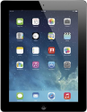 Deals List: Apple MD510LL/A iPad 4 Tablet 16GB w/WiFi-Black, Pre-Owned