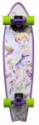 "Deals List: Disney Fairies 31"" Kids Complete Longboard (Stylin' Tink)"