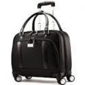 Deals List: Samsonite Luggage Women's Spinner Mobile Office