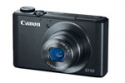 "Deals List: Canon PowerShot S110 12MP Digital Camera with 3"" LCD (Refurbished, 3 colors)"