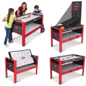 "Deals List: Medal Sports 42"" Deluxe Table Tennis Tabletop"