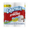 Deals List: Charmin Ultra Strong Toilet Paper (3 Packs Of 6 Mega Rolls)