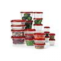 Deals List: Rubbermaid Easy Find Lids 40-Piece Storage Set