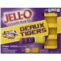 Deals List: JELL-O Dessert Mold Kit, Louisiana State University, Grape Lemon, 12 Ounce.