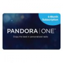 Deals List: Pandora One Multi-Pack: 3 Gift Cards of Six Month Subscription each