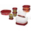 Deals List: Rubbermaid Easy Find Lid 18-Piece Food-Storage Container Set with Lids