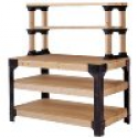 Deals List: 2x4basics 90164 Workbench and Shelving Storage System