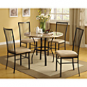 Deals List: Darell Faux Marble Top 5-piece Pack Dining Set