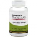 Deals List: Natural Testosterone Booster - Indonesia Tongkat Ali Extract (1:100 extract strength) - 50 capsules
