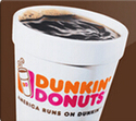 Deals List: $100 Dunkin Donuts Coffee Gift Card