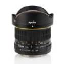 Deals List: Opteka 6.5mm f/3.5 HD Aspherical Fisheye Lens w/Hood for Canon EOS