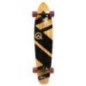 Deals List: Quest Super Cruiser Artisan Bamboo Longboard Skateboard (44-Inch)