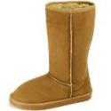 "Deals List: Womens Boots Mid Calf 12"" Australian Classic Tall Faux Shearling Sheepskin Fur"