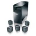 Deals List: Bose Acoustimass 6 Home Entertainment Speaker System (Black)