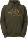 Deals List: The North Face Duckmo Camo Pullover Men's Hoodie (green or grey)